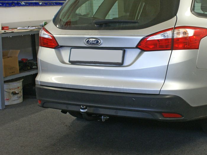 Anhängerkupplung Ford-Focus Kombi, nicht RS, Baureihe 2011-2018