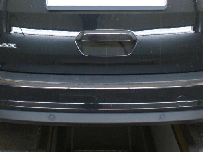 Anhängerkupplung Ford C-Max, Baureihe 2003-2010  vertikal
