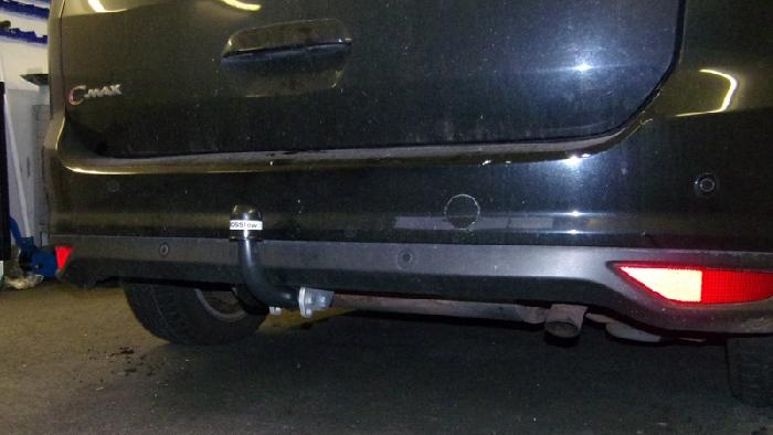 Anhängerkupplung für Ford-C-Max, Baureihe 2003-2010  feststehend
