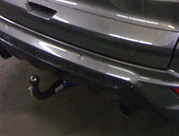 Anhängerkupplung Ford Kuga, Baureihe 2013-2019  vertikal