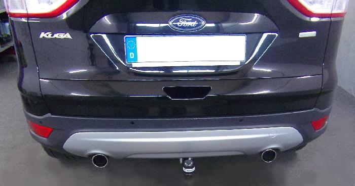 Anhängerkupplung Ford Kuga, Baureihe 2008-2012  feststehend