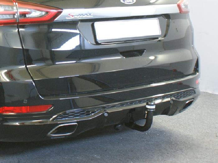 Anhängerkupplung Ford-S-Max speziell Titanium Sport, auch m. Fuss Sensor Heckklappe, Baureihe 2015-