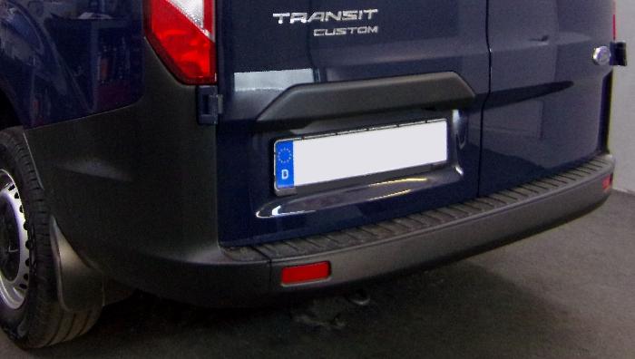 Anhängerkupplung für Ford-Transit Custom Fzg. mit Euro 6.2 Motor, Baureihe 2019-  feststehend