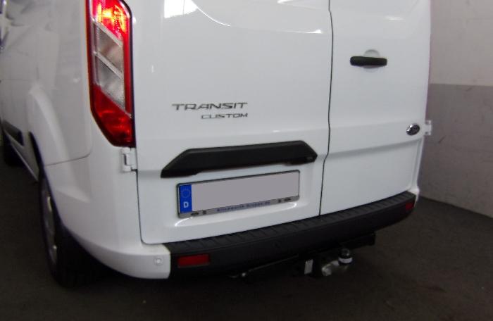 Anhängerkupplung Ford-Transit Custom, Baureihe 2012-2016  feststehend