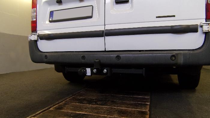 Anhängerkupplung für Ford-Transit Bus, Kastenwagen mit Trittbrett, Baureihe 2006-2014  feststehend