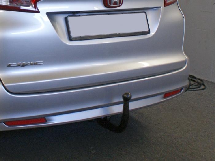 Anhängerkupplung Honda-Civic Tourer, Baureihe 2014- Ausf.:  vertikal