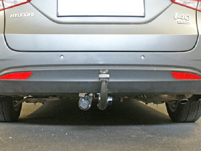 Anhängerkupplung Hyundai-I40 Stufenheck, Baureihe 2012-