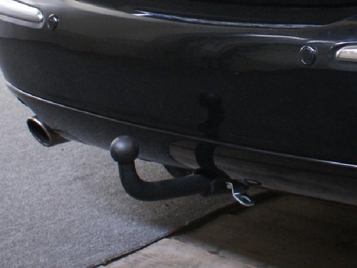 Anhängerkupplung Jaguar S- Type, Baureihe 1999-2003  feststehend