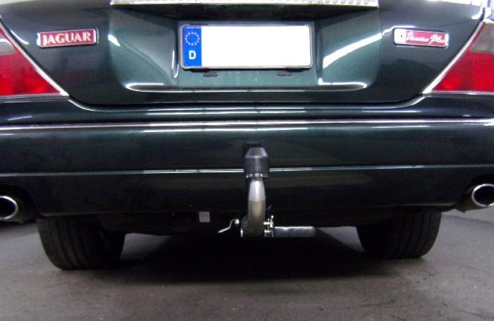 Anhängerkupplung Jaguar XJ XJ Serie X 300, Baureihe 1994-1998  horizontal