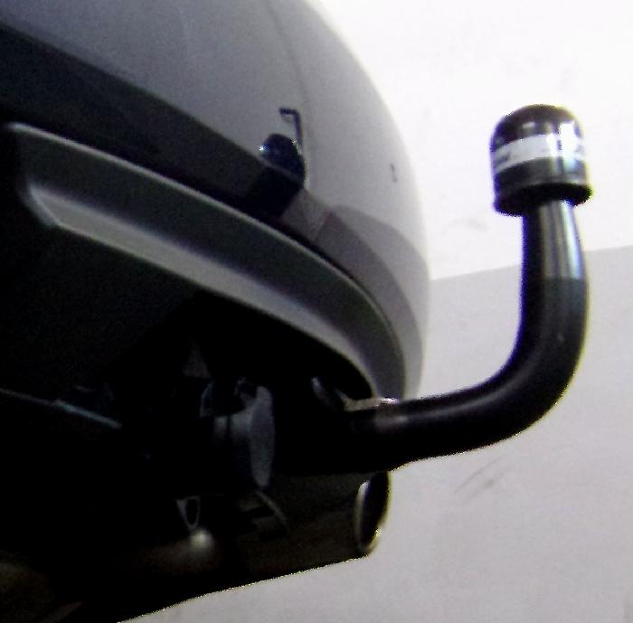Anhängerkupplung Jaguar-XK X 150, nur für Heckträgerbetrieb, Montage nur bei uns im Haus, Baureihe 2005- Ausf.:  vertikal
