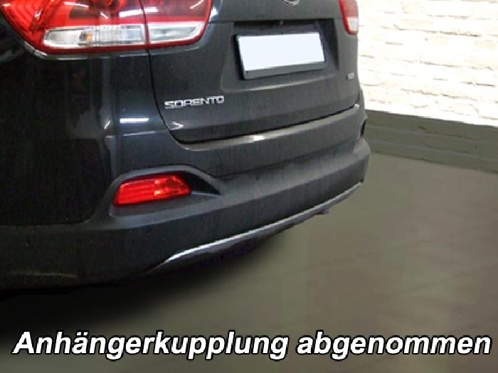 Anhängerkupplung Kia-Sorento UM, Baureihe 2015-2018 Ausf.:  vertikal
