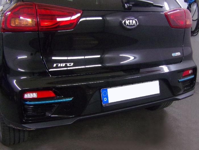 Anhängerkupplung Kia-Niro e-Niro, nur für Heckträgerbetrieb, Baureihe 2019- Ausf.:  vertikal