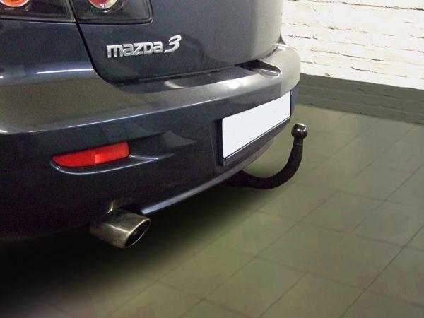 Anhängerkupplung Mazda-3 Stufenheck, Baureihe 2003-2009