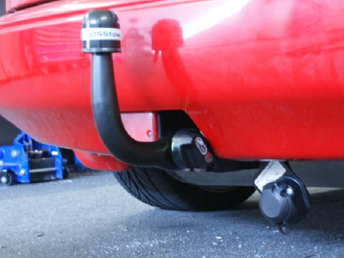 Anhängerkupplung Mazda-MX 5, NA, Baureihe 1992-1998,