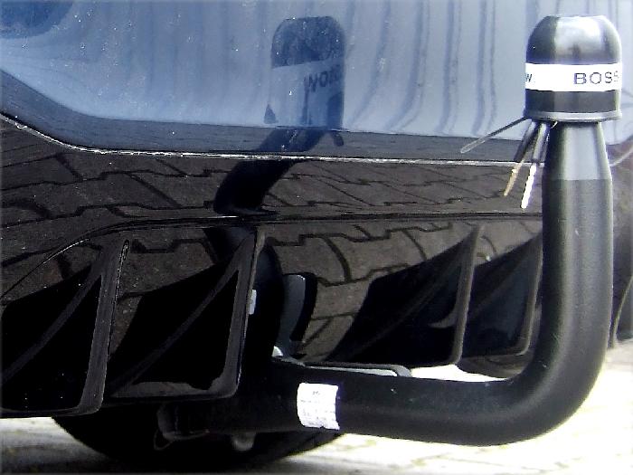 Anhängerkupplung Mercedes-AMG-AMG A35 Fließheck W177 Ausführung A35 (vorab Anhängelastfreigabe prüfen), Montage nur bei uns, Baureihe 2019- Ausf.:  vertikal
