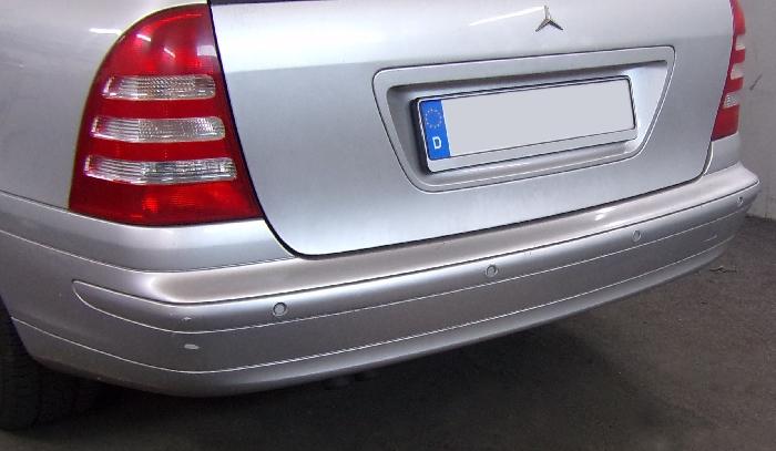 Anhängerkupplung Mercedes C-Klasse Kombi W203, Baureihe 2001-2005  feststehend