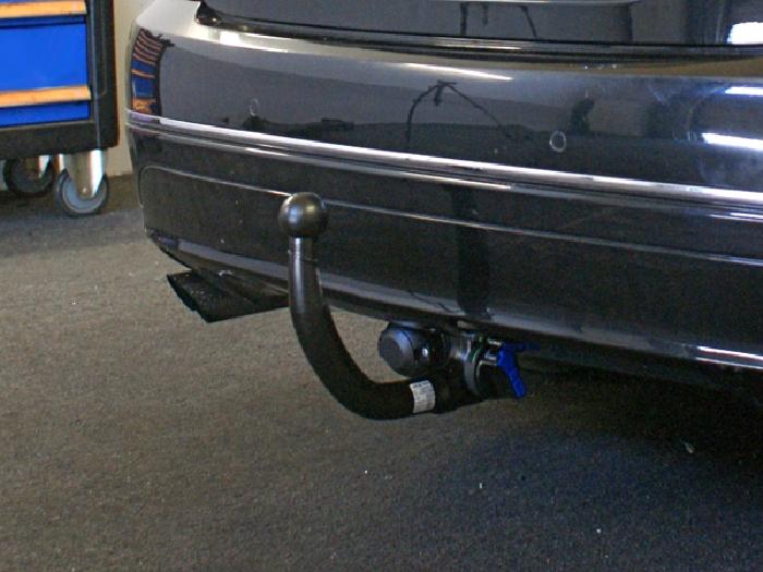 Anhängerkupplung abnehmbar für Mercedes C Klasse Lim W204