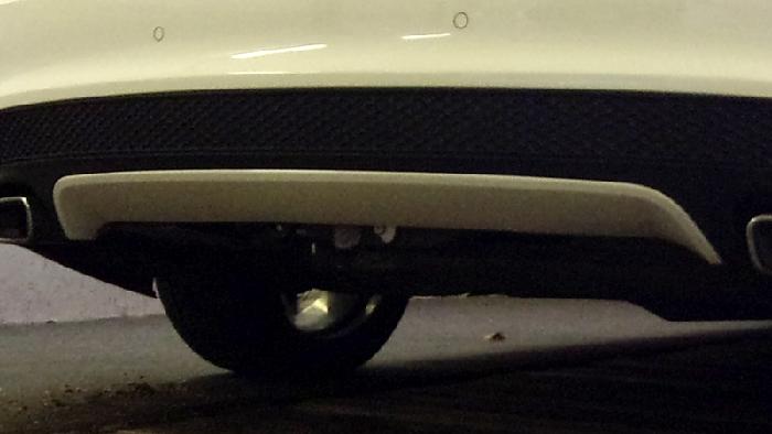 Anhängerkupplung Mercedes-CLA C117, Coupe spez. AMG Sportpaket, Baureihe 2013-