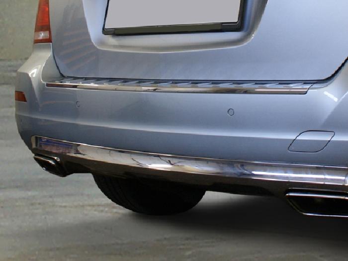 Anhängerkupplung für Mercedes-GLK X204, Baureihe 2008-  vertikal
