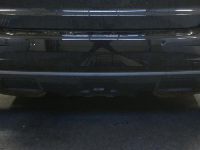 Anhängerkupplung für Mercedes-M-Klasse W164, Baureihe 2005-2010  vertikal