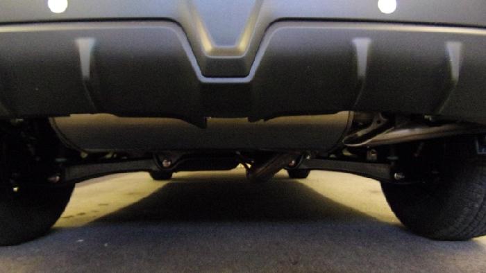 Anhängerkupplung für Mitsubishi-ASX, Baureihe 2012-  vertikal