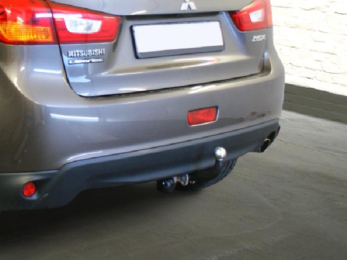 Anhängerkupplung für Mitsubishi-ASX, Baureihe 2010-2011  feststehend