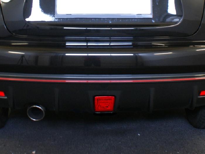 Anhängerkupplung Nissan Juke 2WD Nismo RS, Baureihe 2014-2019  vertikal