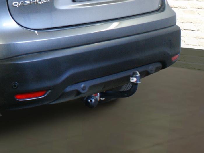 Anhängerkupplung Nissan-Qashqai spez. Adblue, Baureihe 2014-2017 Ausf.:  feststehend