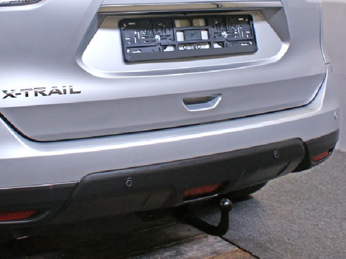 Anhängerkupplung für Nissan-X-Trail T32, Baureihe 2014-2017  vertikal
