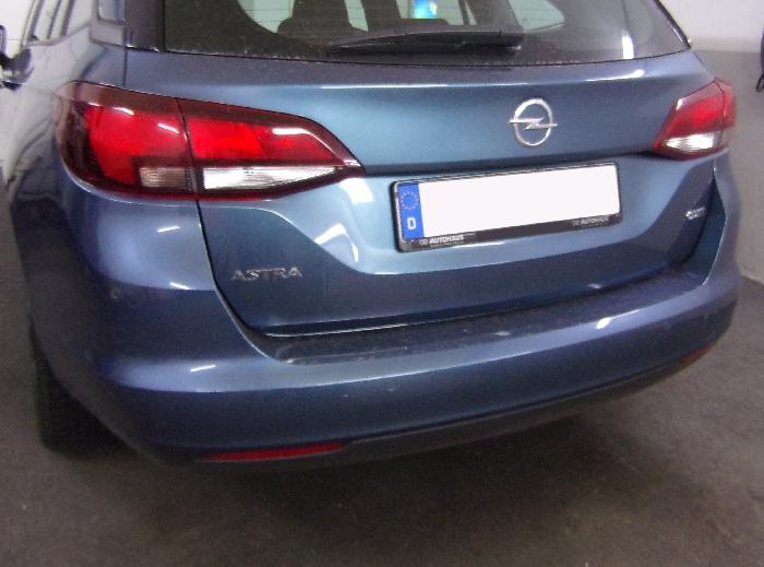Anhängerkupplung Opel-Astra K, Sports Tourer, Baureihe 2016- Ausf.:  feststehend