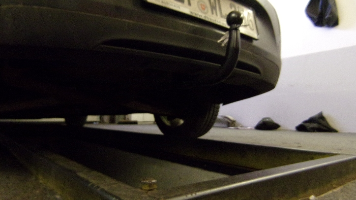 Anhängerkupplung für Opel-Insignia A Limousine, Fließheck, Baureihe 2008-  vertikal