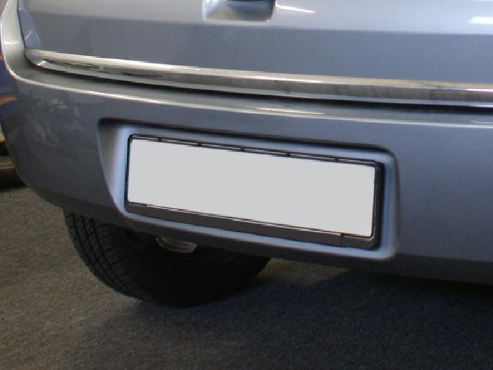 Anhängerkupplung Opel-Meriva A, Minivan, Baureihe 2003-2010 Ausf.:  vertikal
