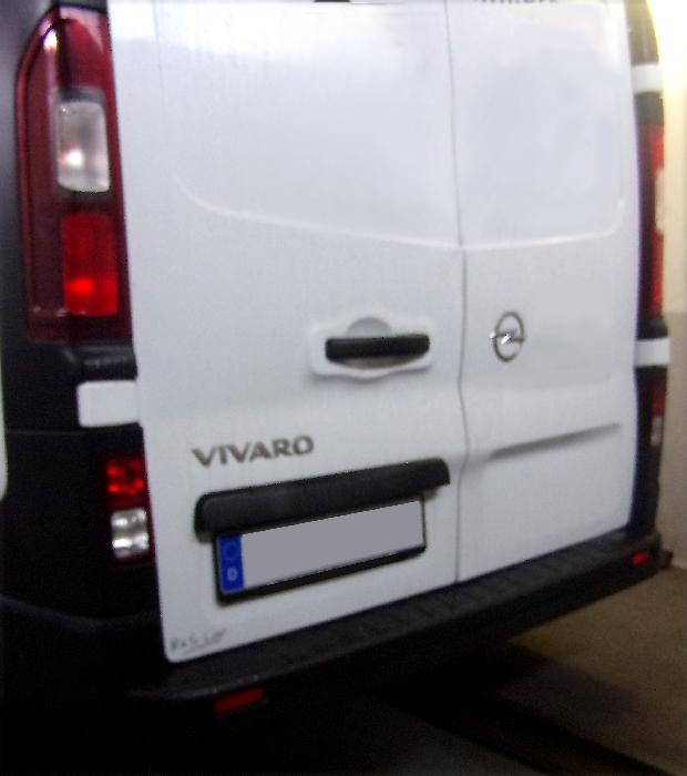 Anhängerkupplung Opel-Vivaro Kasten/ Bus/ Kombi, Baureihe 2014-2019 Ausf.:  feststehend