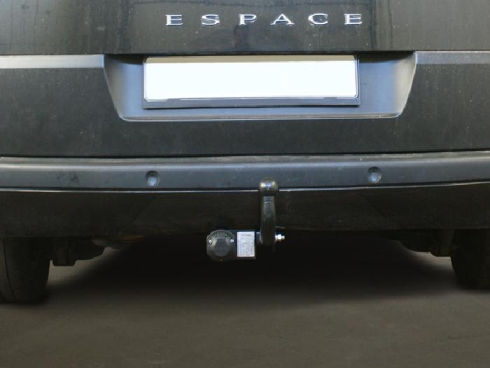 Anhängerkupplung Renault-Grand Espace (JKO), Baureihe 2002- Ausf.:  feststehend