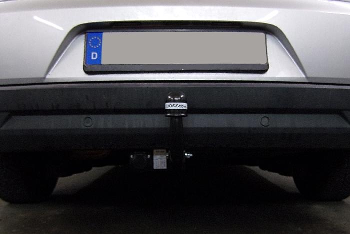 Anhängerkupplung Renault Megane Kombi, Baureihe 2012-2016  feststehend
