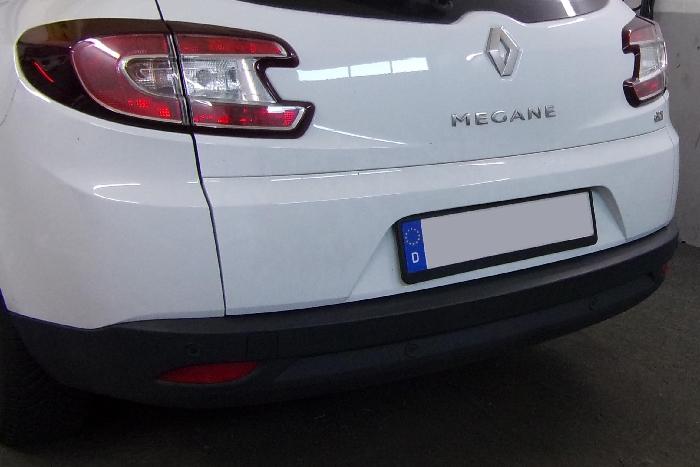 Anhängerkupplung Renault-Megane Kombi, Baureihe 2012-2016 Ausf.:  horizontal