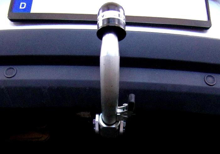 Anhängerkupplung für Renault-Megane Kombi, Baureihe 2012-2016  horizontal