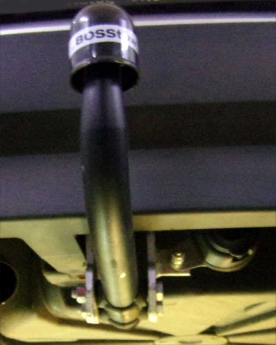 Anhängerkupplung für Renault-Scenic Scenic III, Baureihe 2008-2013  feststehend