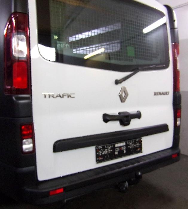 Anhängerkupplung Renault-Trafic Kasten, Bus,alle, Baureihe 2014- Ausf.:  feststehend