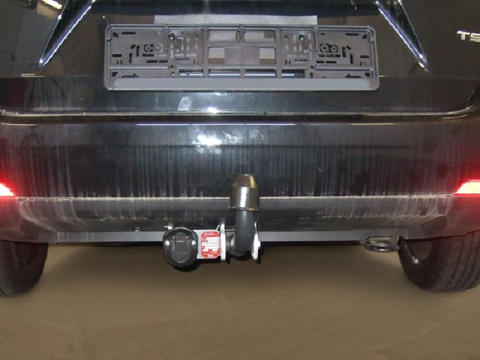 Anhängerkupplung für Seat-Ibiza Fließheck, Baureihe 2008-2015  feststehend
