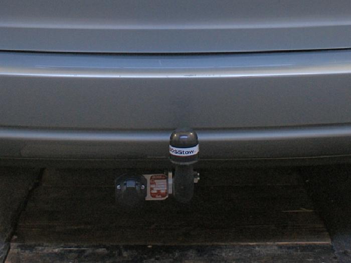 Anhängerkupplung für Toyota-Avensis T25, Kombi, Baureihe 2003-2009  feststehend