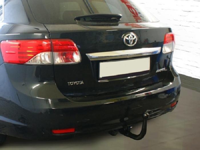 Anhängerkupplung für Toyota-Avensis T27, Kombi, Baureihe 2009-2015  vertikal