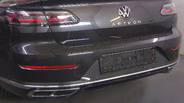 Anhängerkupplung VW-Arteon, Baureihe 2017-,  Ausf.:  vertikal