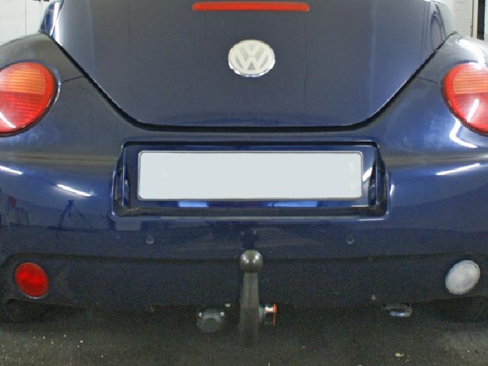 Anhängerkupplung VW-Beetle incl. Cabrio, nicht für Fzg. mit Parktronic, Baureihe 2003-2004