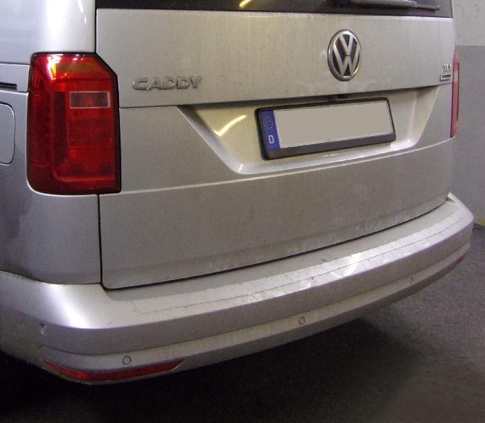 Anhängerkupplung VW Caddy IV, Alltrack, Baureihe 2015-2020  vertikal