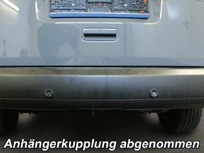 Anhängerkupplung VW-Caddy III, IV, Cross, Baureihe 2013-2015