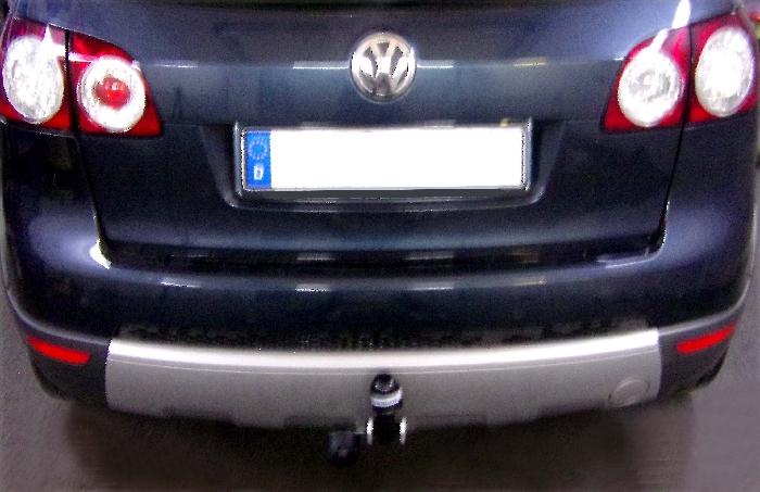 Anhängerkupplung VW Golf V Plus, Baureihe 2005-  feststehend