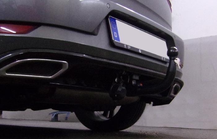 Anhängerkupplung VW-Golf VII Limousine, nicht 4x4, speziell für R-Line, Baureihe 2017- Ausf.:  vertikal