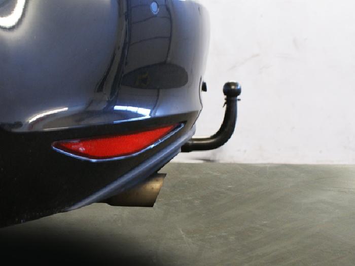 Anhängerkupplung VW-Golf VII Limousine, nicht 4x4, Baureihe 2012-2014
