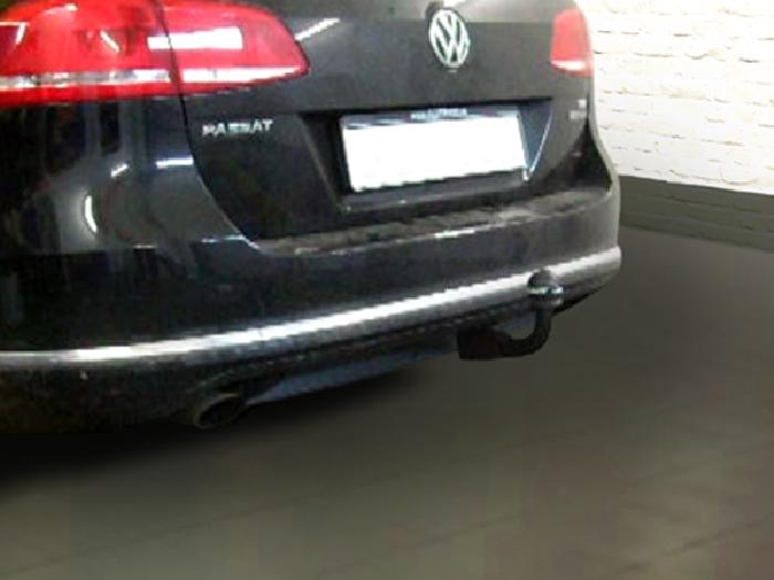 Anhängerkupplung VW-Passat 3c, incl. 4-Motion, Variant, Baureihe 2010-2014